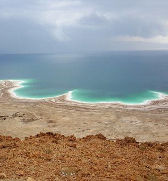 Turismo Bañarse en el Mar Muerto
