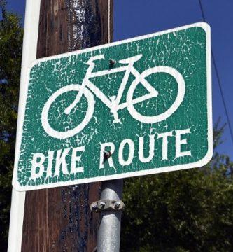 Rutas en bicicleta en USA