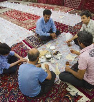 Costumbres en Irán