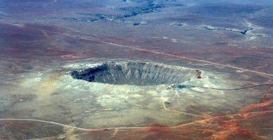 Cráter de Vredefort - Patrimonio de la Humanidad en Sudáfrica