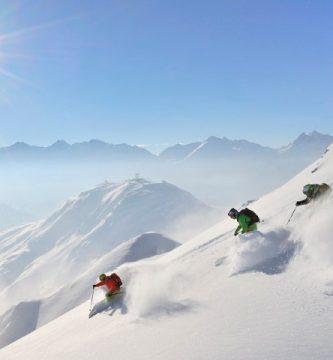 Esquiar en Australia