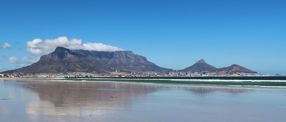 Table Mountain panorámica