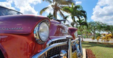 Coche antiguo en Cuba - Viajes de lujo