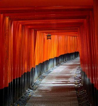 Puertas Torii de Kyoto