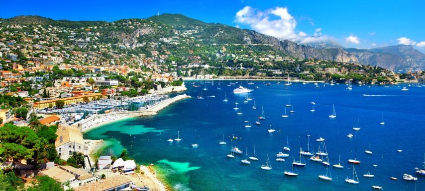 Costa Azul Francia Nice