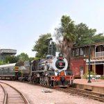 Rovos Rail tren completo