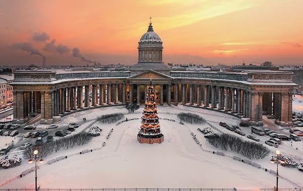 San Petersburgo Nuestra señora de Kazán