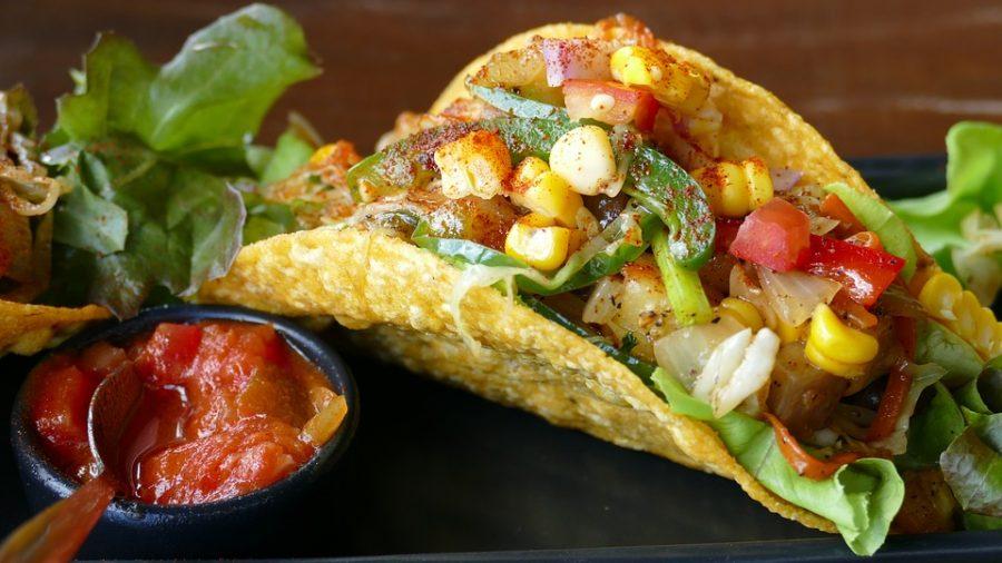 Gastronomía mexicana Tacos