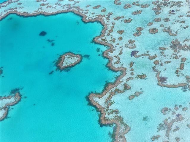 Barrera de Corales en Queenland