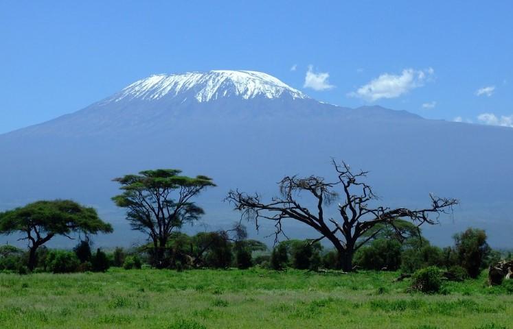 El Kilimanjaro Kenya