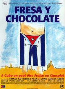 Fresa y chocolate, película cubana