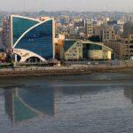 Bandar Abbas Vista aérea