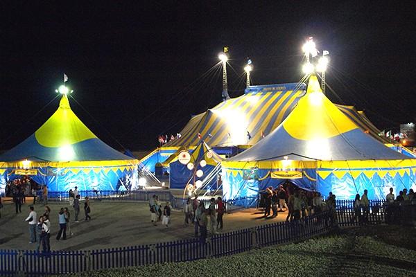 Famoso circo Ruso