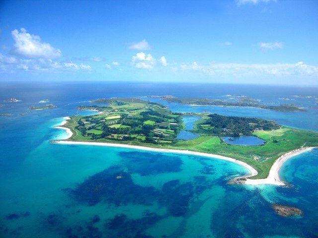 Impresionantes vistas de Islas Mauricio