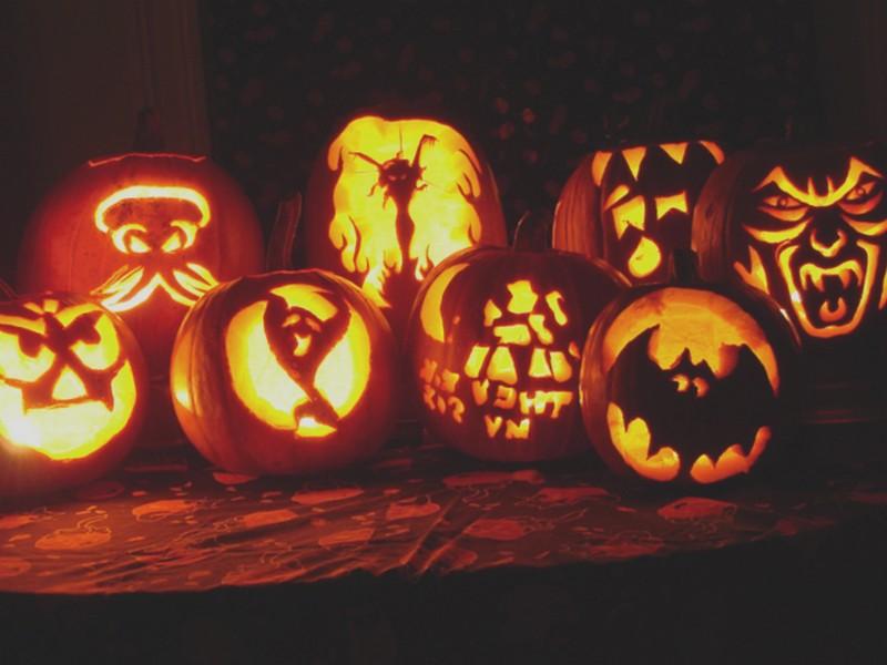 Calabazas Halloween en Irlanda