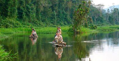 Parque Nacional Manu en Perú Turismo Aventura
